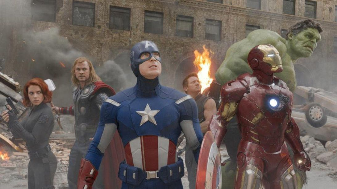 BLOG: From an 'Avengers' Fangirl…